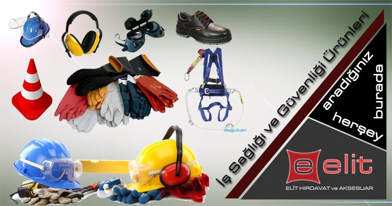 İş Sağlığı ve Güvenliği Ürünleri